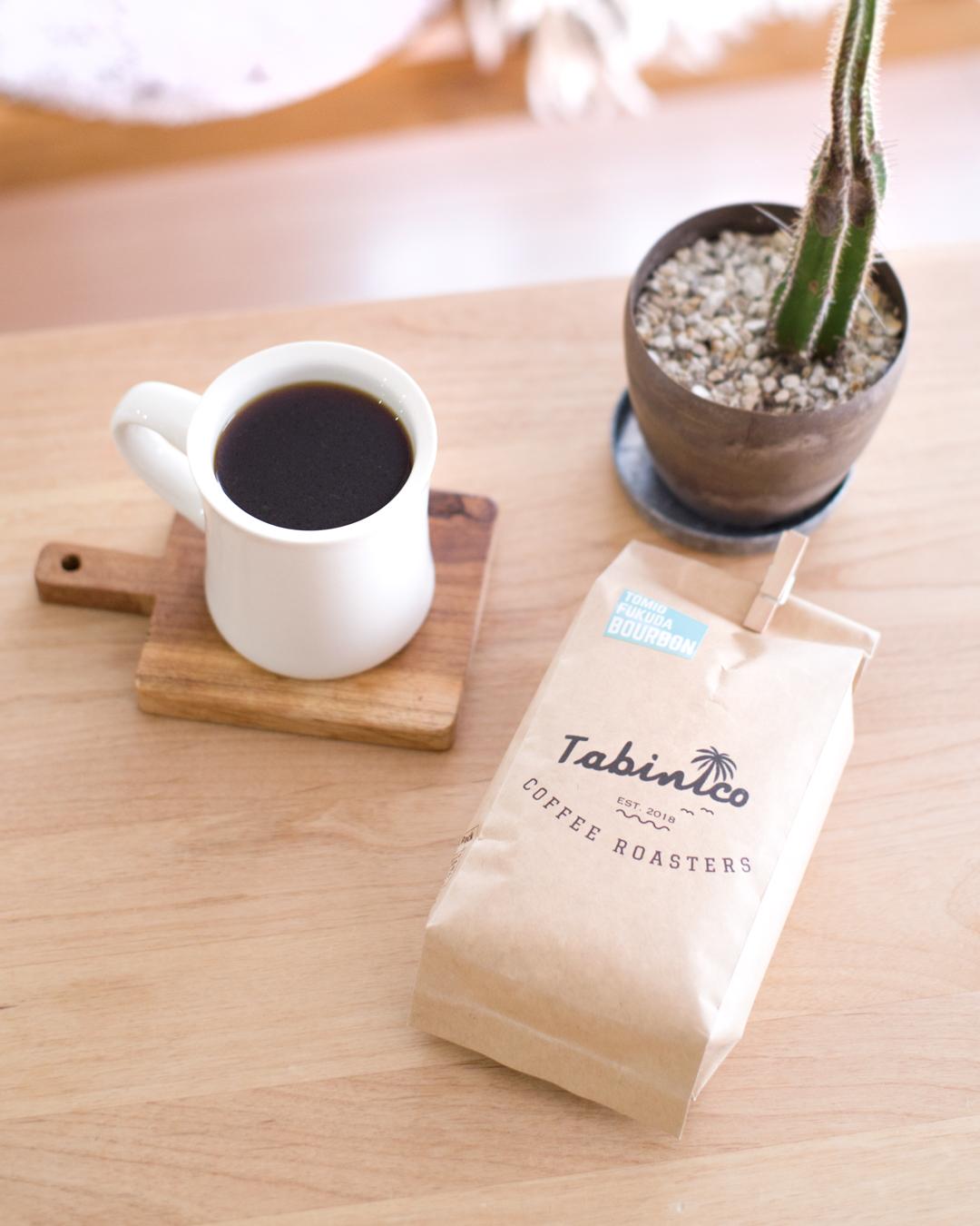 ニコイチさんのtabinicoコーヒー