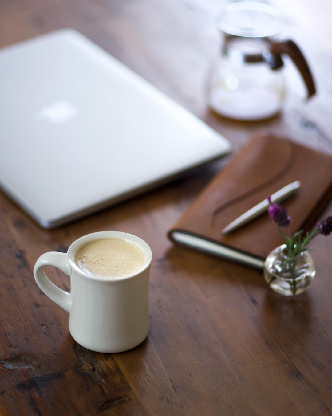 毎日の習慣 バターコーヒー