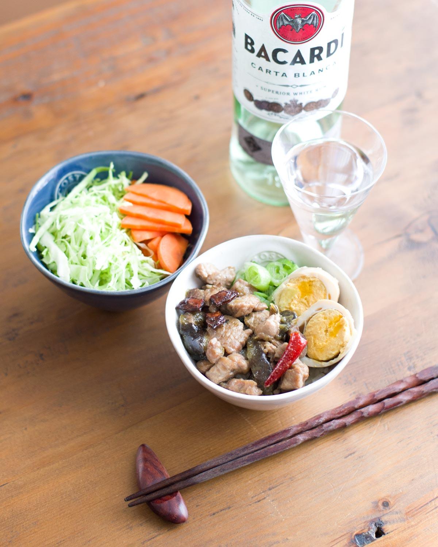 魯肉飯(ルーローファン) ごはんが進む台湾飯!ルーロー飯の作り方 簡単レシピ