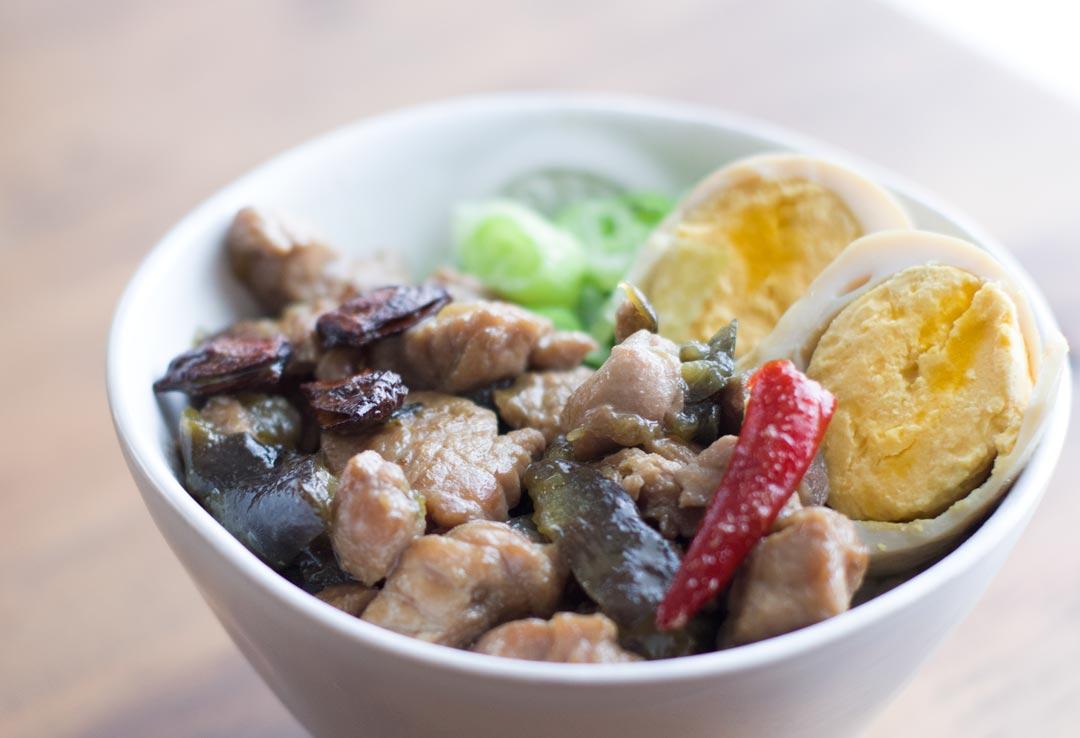 台湾料理は独特の味付け