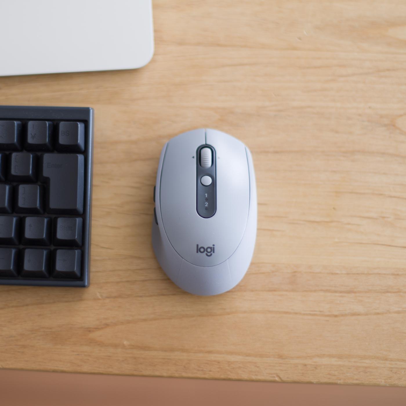 ロジクール ワイヤレスマウス m590 レビュー | 結論:デザインはやっぱりマウスが便利だった。logicoolがおすすめ。