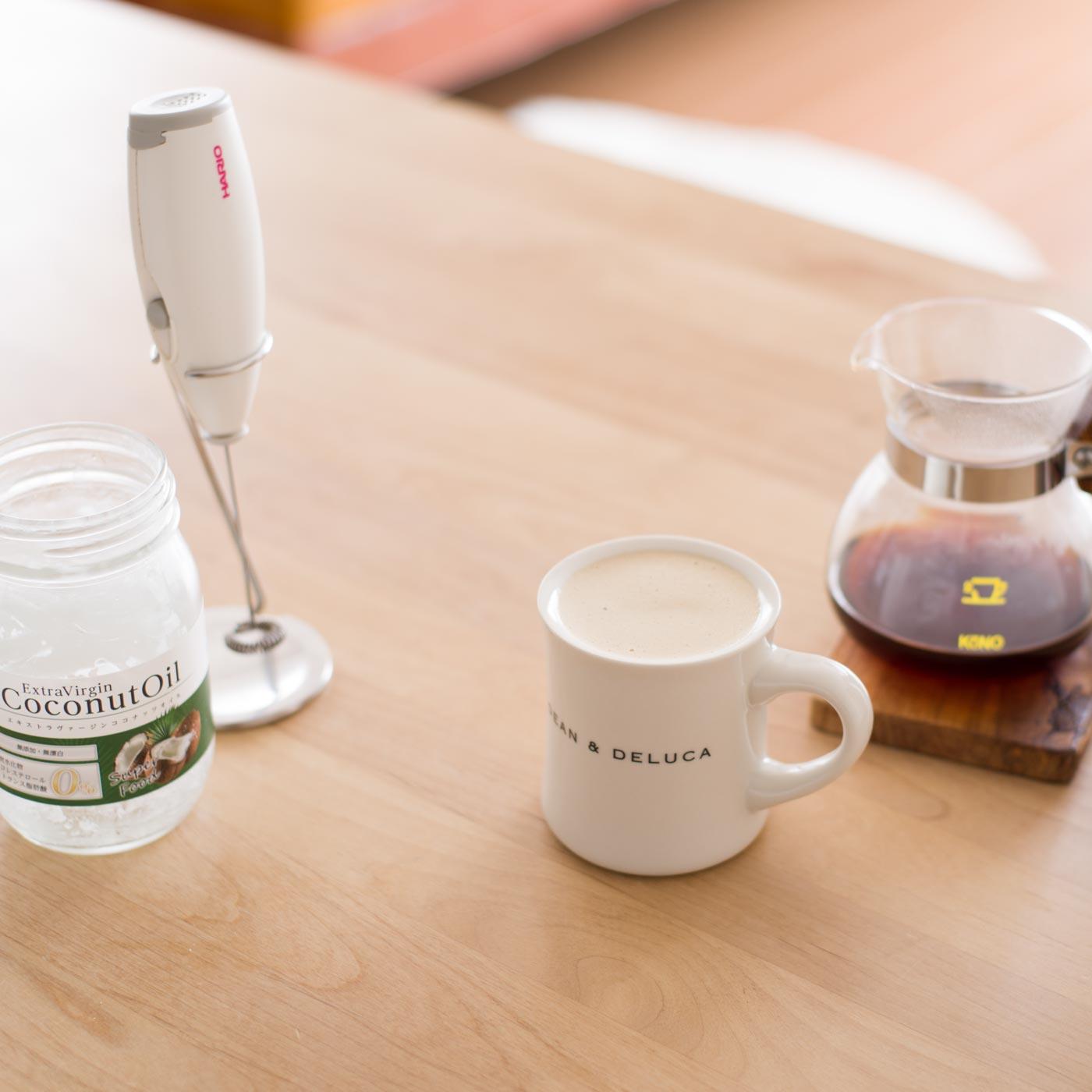 シリコンバレー式 完全無欠バターコーヒーの作り方と効果について