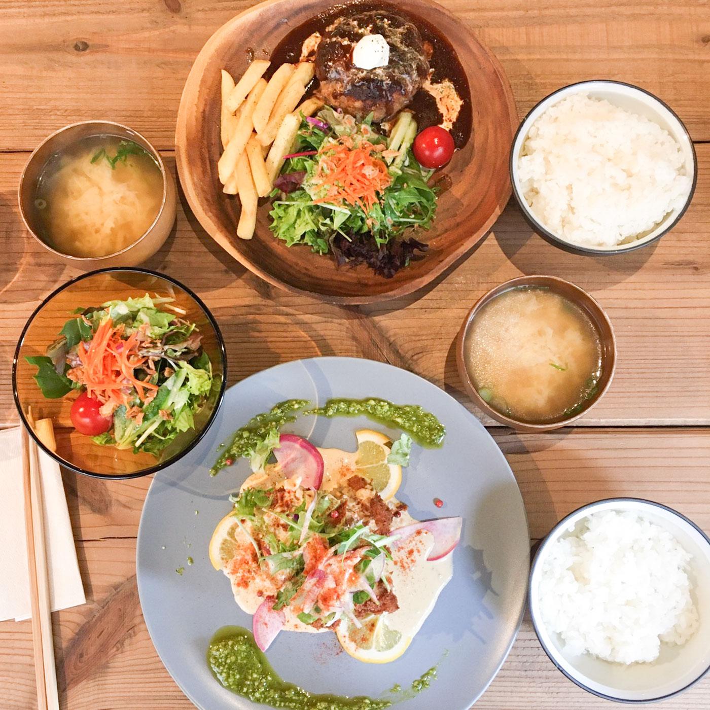 滋賀県北比良の人気店 木のした料理店さん ランチへ行ってきました。